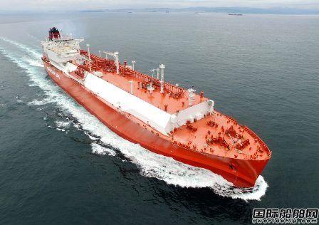 5.7亿美元!现代重工再获3艘LNG船订单