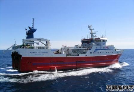 Inmarsat为加拿大海鲜巨头捕捞船队提供高速宽带服务