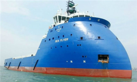 Solstad与TAQA签署一艘PSV租船合同