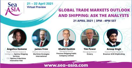 专家:三大船型市场面临史无前例的新局面