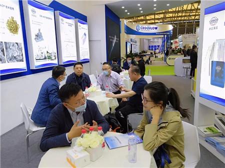威海科技技术创新产品亮相第22届中国环博会