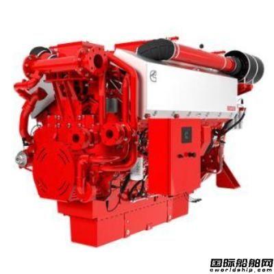 康明斯推出满足EPA Tier 4新型发动机