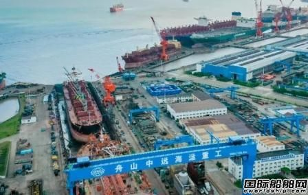 脱硫塔订单断崖式下跌!中国船厂开启抢单大战