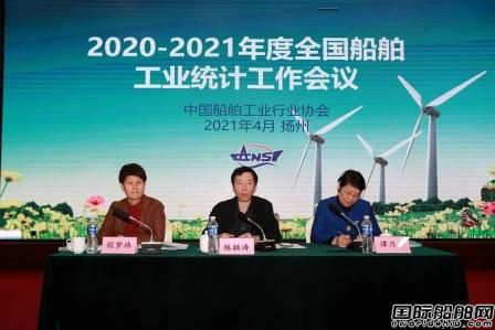 2020年全国船舶工业统计工作会议在扬州召开