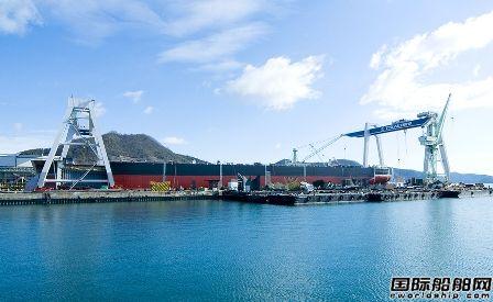 停工两周!常石造船日本船厂1人确诊感染新冠病毒