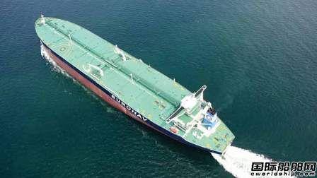 Euronav确认订造3艘VLCC加快船队更新