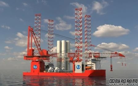黄埔文冲签约将建世界领先2000吨海上风电安装平台