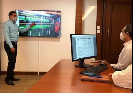 巴拿马海事局授权印度船级社远程船舶检验