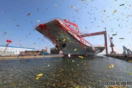 我国首艘国产航母下水4周年