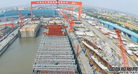 韩国HSD Engine接获扬子江船业8艘集装箱主机订单