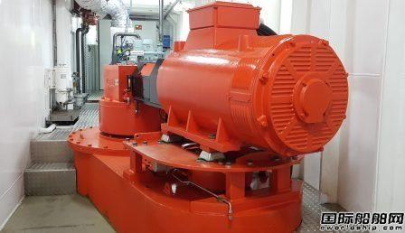 Veth获系列40艘LNG燃料驳船推进器订单