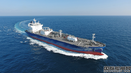 现代重工集团再接4艘LPG双燃料VLGC订单