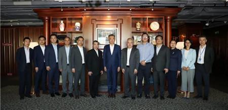 中国船级社与山东海洋集团签署战略合作协议