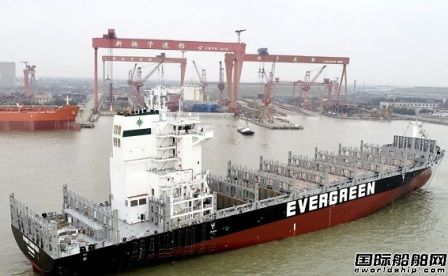 接单量创13年新高!扬子江船业公布一季度成绩单