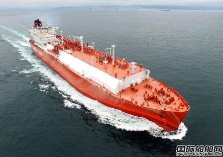 现代重工又获1艘17.4万立方米LNG船订单