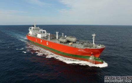 KSS海运一季度净利润大增337%业绩创历史最高