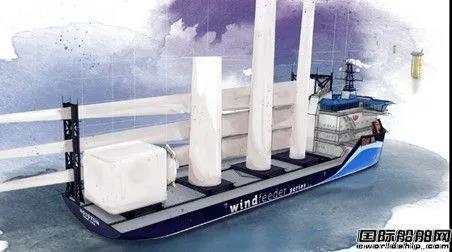 荷兰船企联手开发具备运动补偿功能海上风场船