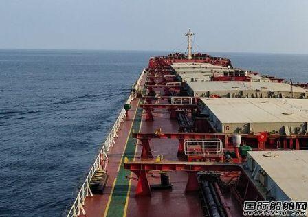 好望角型船发力BDI指数持续上涨