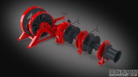 麦基嘉推出新一代系列船用绞车