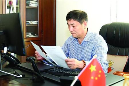 """刘玉年,带领""""中国海工""""国际市场搏""""巨涛"""""""