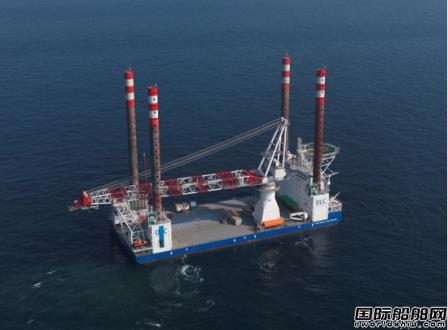 3.3亿美元!Eneti订造转型后首艘风电安装船