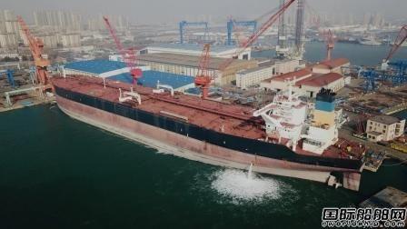 大连中远海运重工FPSO Sangomar改装项目设计提速