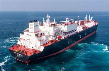 Flex LNG一艘LNG船签三年定期租船合同
