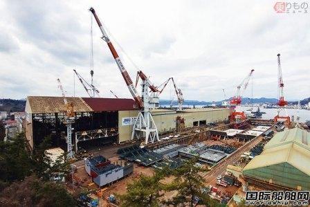 日本国会立法支持造船业和海运业