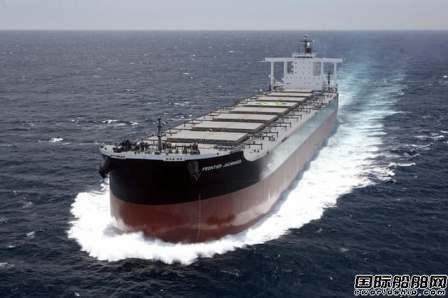 日本船企4月接单量同比暴增7倍创5年新高