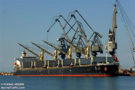 金辉船务收购台湾航业旗下超灵便型散货船