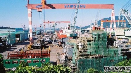"""一名工人坠亡!这家船厂刚刚获评""""全球最安全造船厂"""""""