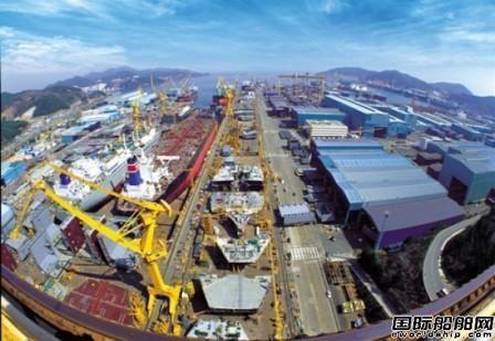 韩国船舶配套企业开工率大增重新开始招人