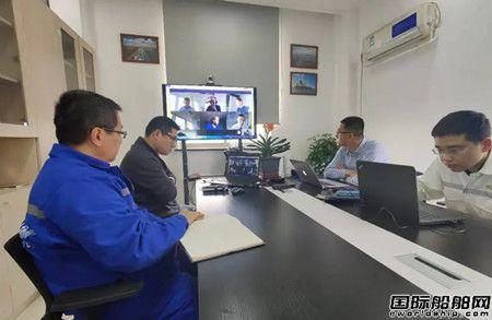 扬州金陵8艘化学品船订单终成正果