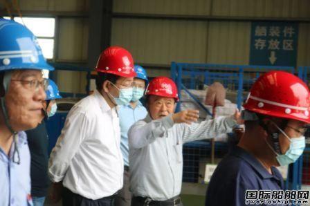 芜湖造船厂通过一级铝制一般船舶生产资质认定