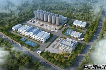 北船重工海洋新材料产业园项目落户青岛开发区