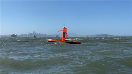 Saildrone无人船将在加勒比海进入飓风区域