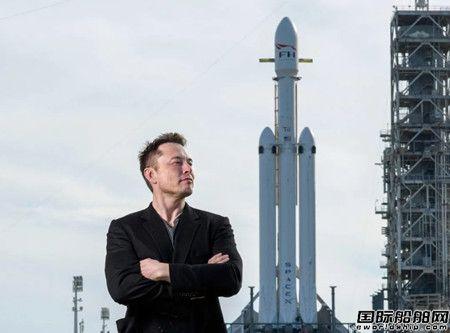 明年上天?!马斯克打造全球首座海上太空港