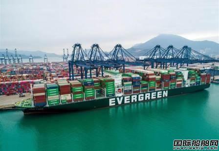 长荣海运5月利润同比增长1312%再创新高