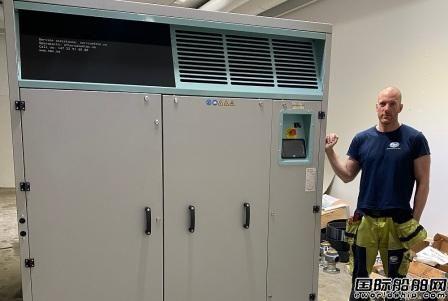 TMC获5艘LNG船空气润滑系统配套压缩机合同