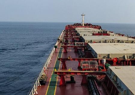 上半年散货船新船订单同比大幅增加