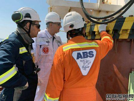 北美西海岸首艘LNG燃料加注驳船入级美国船级社