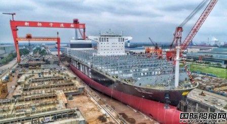 再获14艘订单!扬子江船业半年接单超300亿