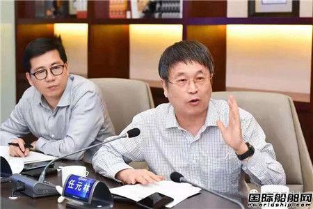 任元林:骨干企业和中小企业要一起创新一起转型