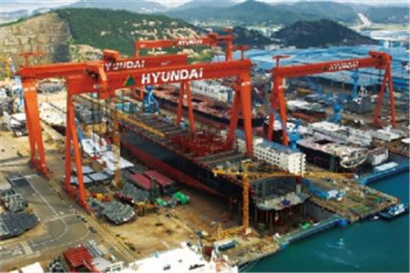 现代三湖重工获SK海运2艘9.1万方双燃料VLGC