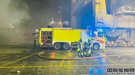 阿联酋:船舶爆炸事故影响不大港口已恢复正常运营