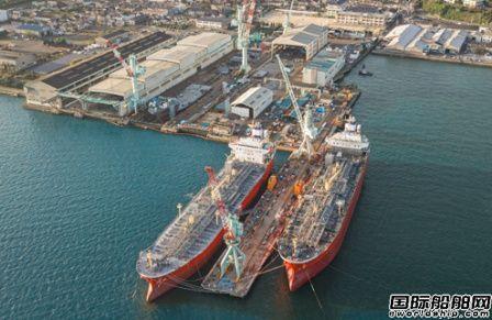 新来岛造船成立以来首次出现营业亏损