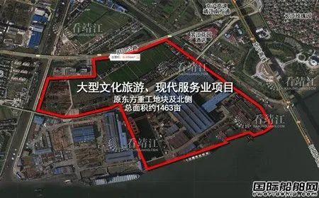 """这家船厂拆了!中国造船业""""东方神剧""""终于落幕"""