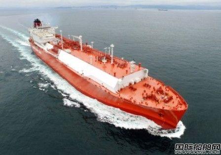 订单接疯了!现代重工集团再获5艘LNG船订单