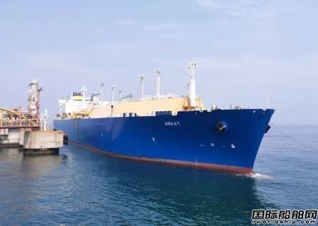中国石油与壳牌全球首份长贸LNG碳中和协议完成首船交付