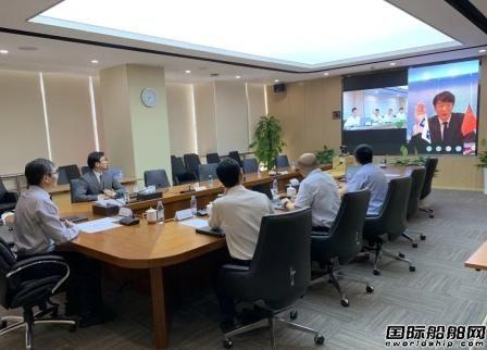 招商工业与商船三井首度合作LNG船修理业务